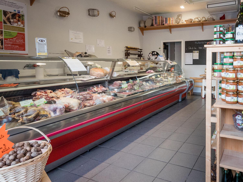 magasin à la ferme produits locaux epaignes eure normandie ferme de la houssaye