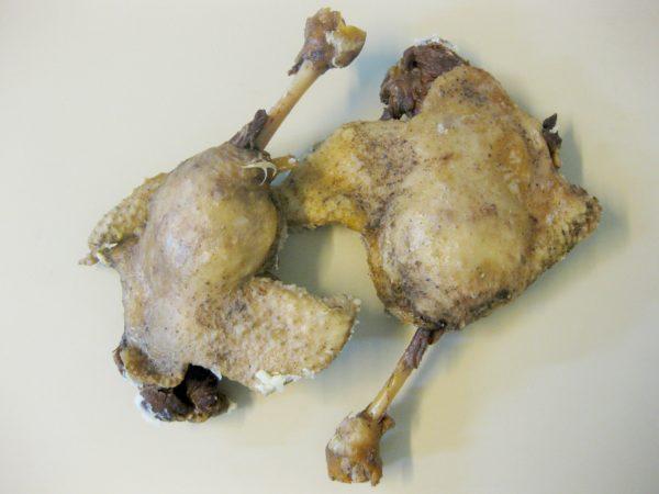 cuisses de canard confites ferme de la houssaye epaignes eure normandie